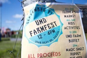 Farm Fest Poster