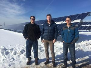 fon du lac solar farm