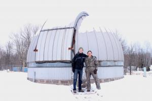 Observatory Dome Glenn Jay