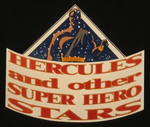 Hercules & Superhero Star Image
