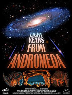 Light Years from Andromeda Poster
