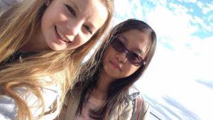 Emily Andrew & Shuang Li