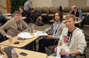 team undergraduate sabbatical