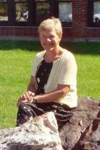 Professor Emeriti Penny Morton