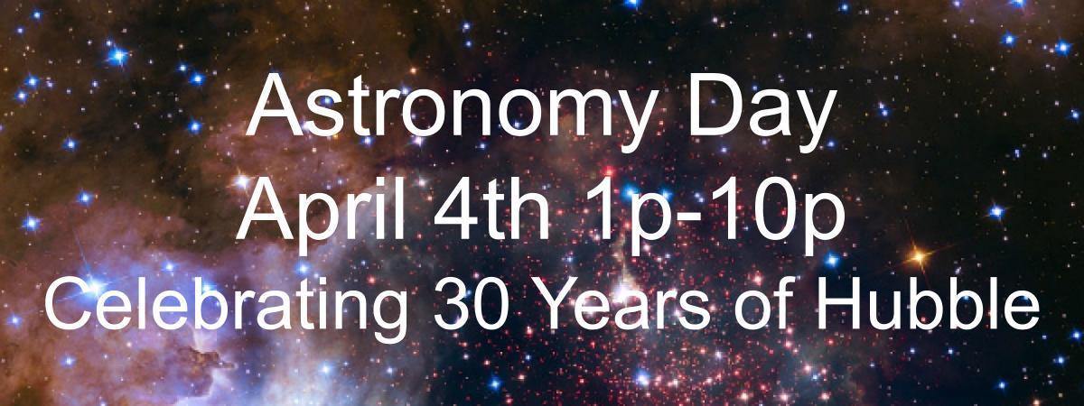 Astronomy Day 2020
