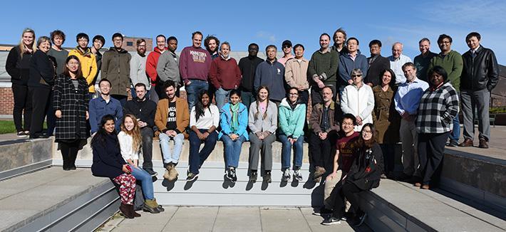 Math & Stats Group Photo