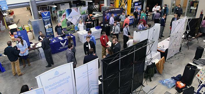 Civil Engineering Career Fair