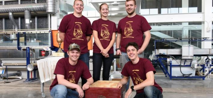 Civil Engineering Geowall Team