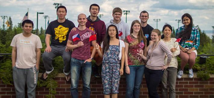Grad Student Group