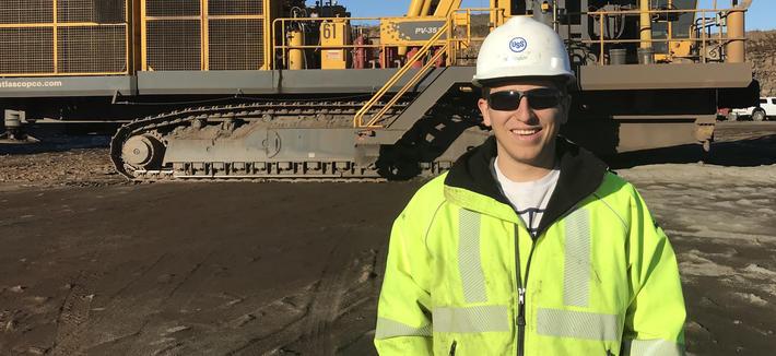 Hayden Taylor Iron Range Engineering Student