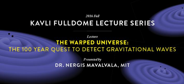 Kavli Lecture Series Graphic