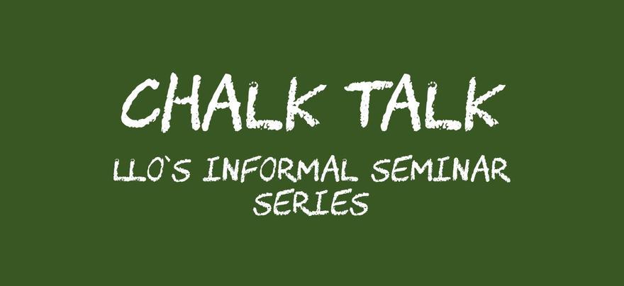 Chalk Talk Banner