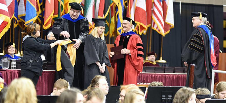 Spring 2017 Graduation