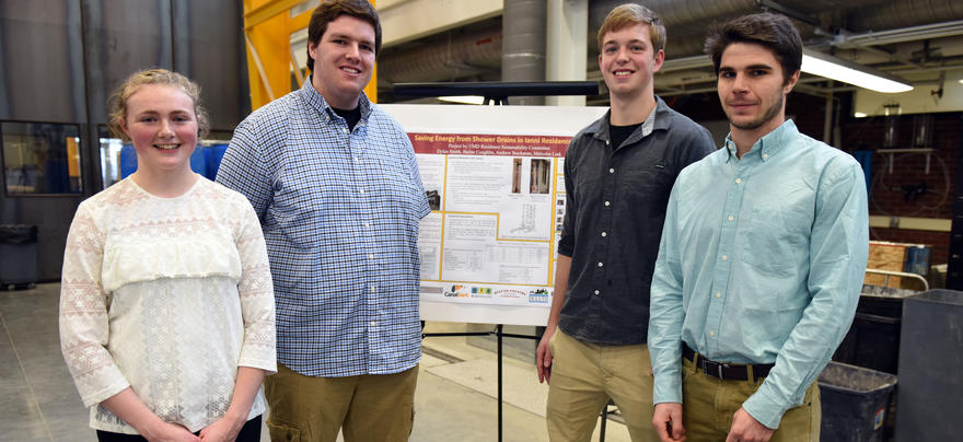 Duluth Shines Poster Session