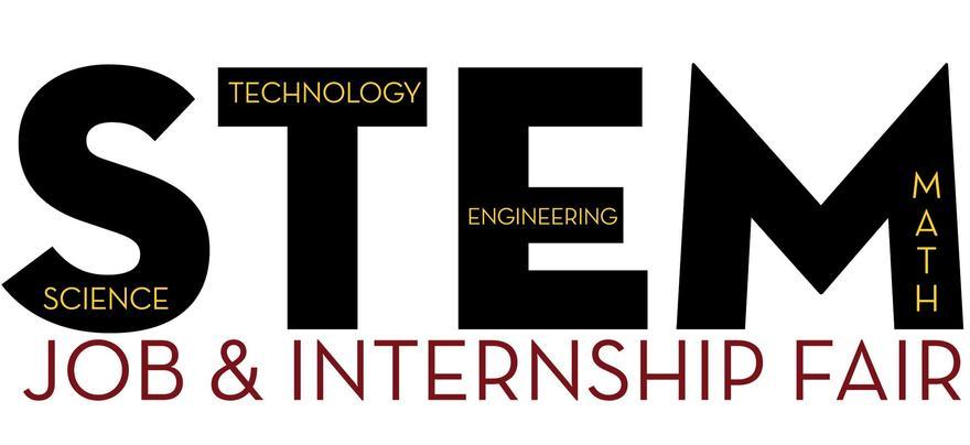 STEM Job & Internship Fair Logo