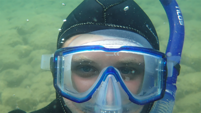 Andrew Camilleri Scuba Diving