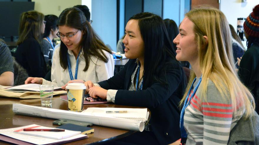 Students Attending MinneWIC