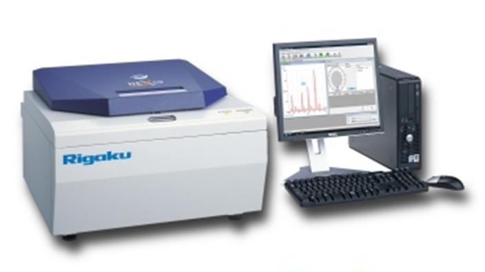 New XRF Analyzer