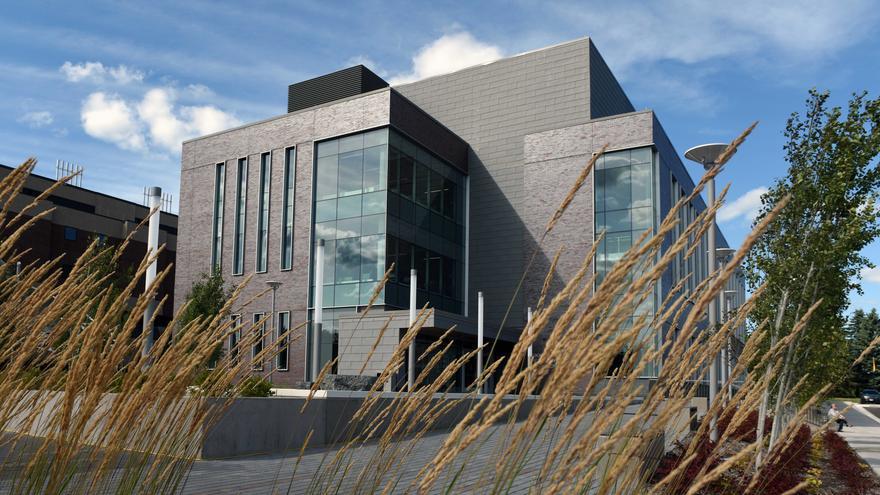 HCAMS Building