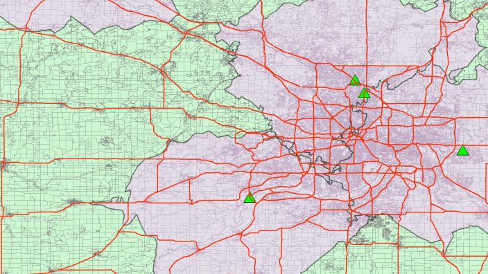 Map snapshot