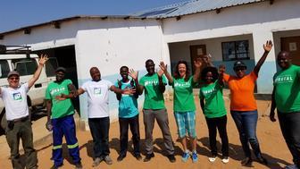 Solar energy team
