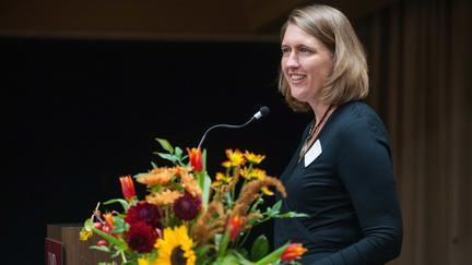 Wendy Reed Speaking