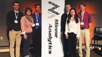 MinneMUDAC competitors