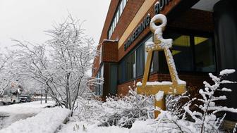VKH exterior in winter