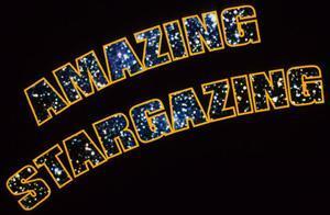 Amazing Stargazing Poster