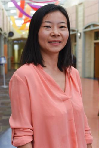 photo of dr. xiaoyin li