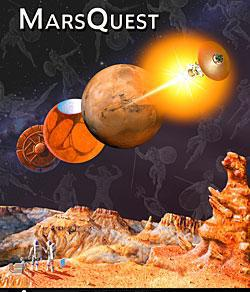 Mars Quest Poster