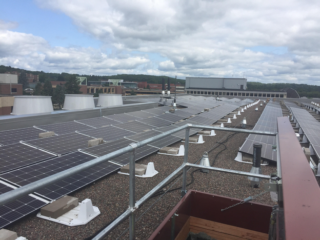 HCAMS Solar Array