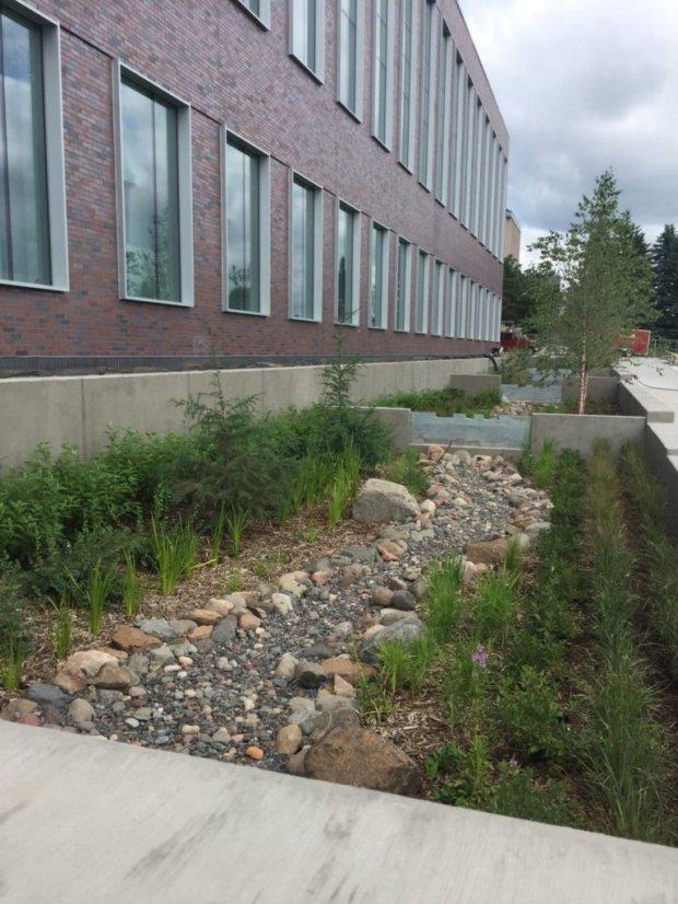 HCAMS Stormwater Collection