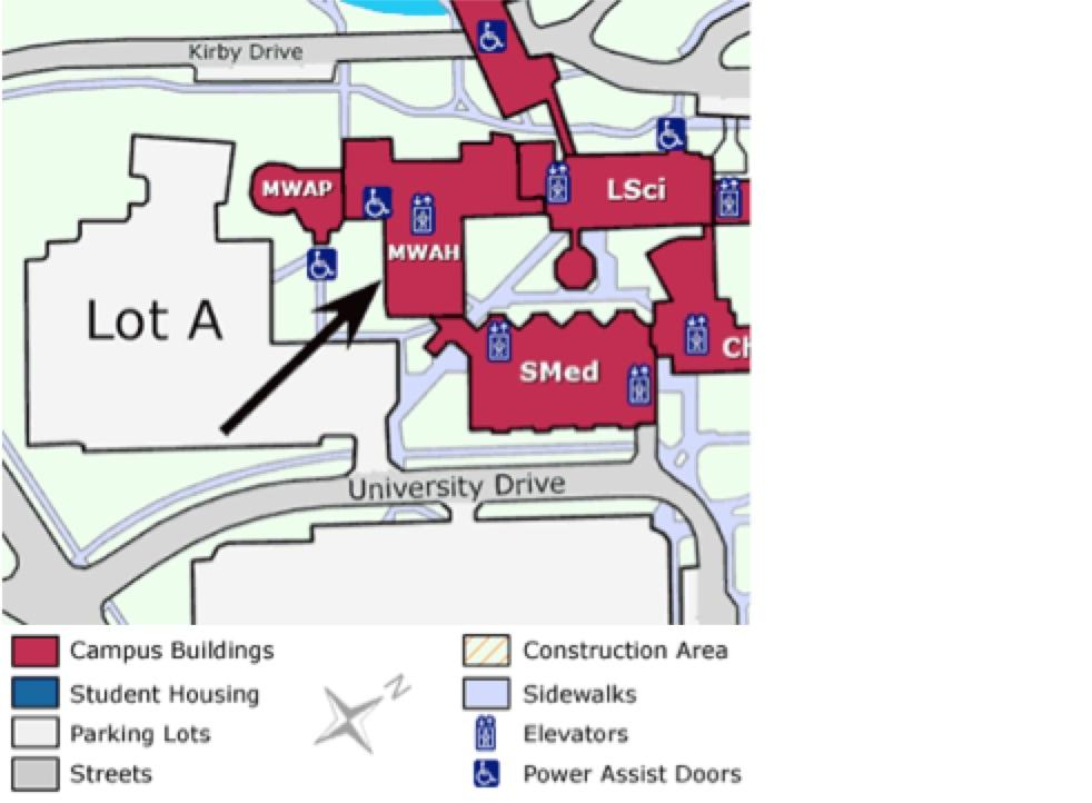 umd duluth campus map Location And Map Swenson College Of Science And Engineering umd duluth campus map