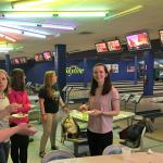 Women in Computing Bowling